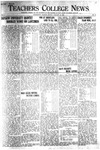 Daily Eastern News: January 15, 1923 by Eastern Illinois University