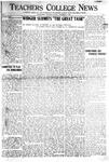 Daily Eastern News: November 05, 1923 by Eastern Illinois University