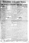 Daily Eastern News: November 12, 1923 by Eastern Illinois University