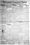Daily Eastern News: October 22, 1923 by Eastern Illinois University