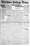 Daily Eastern News: December 01, 1924 by Eastern Illinois University