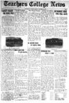 Daily Eastern News: December 15, 1924 by Eastern Illinois University