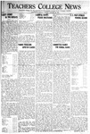 Daily Eastern News: January 21, 1924 by Eastern Illinois University