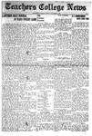 Daily Eastern News: November 03, 1924 by Eastern Illinois University