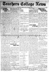 Daily Eastern News: November 10, 1924 by Eastern Illinois University