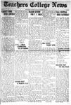 Daily Eastern News: November 24, 1924 by Eastern Illinois University