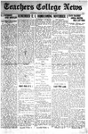 Daily Eastern News: October 20, 1924 by Eastern Illinois University