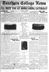Daily Eastern News: October 27, 1924