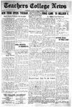 Daily Eastern News: December 07, 1925 by Eastern Illinois University