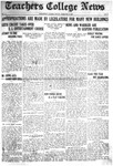 Daily Eastern News: February 02, 1925 by Eastern Illinois University