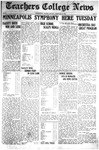 Daily Eastern News: February 16, 1925 by Eastern Illinois University