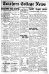 Daily Eastern News: November 23, 1925