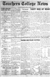 Daily Eastern News: October 05, 1925 by Eastern Illinois University