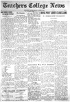 Daily Eastern News: October 12, 1925 by Eastern Illinois University