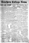Daily Eastern News: October 19, 1925 by Eastern Illinois University