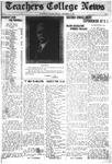 Daily Eastern News: September 14, 1925 by Eastern Illinois University