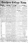 Daily Eastern News: September 21, 1925 by Eastern Illinois University