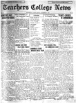 Daily Eastern News: November 15, 1926 by Eastern Illinois University