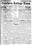 Daily Eastern News: November 22, 1926 by Eastern Illinois University
