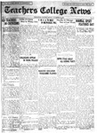 Daily Eastern News: November 29, 1926 by Eastern Illinois University