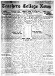 Daily Eastern News: February 28, 1927 by Eastern Illinois University