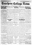 Daily Eastern News: November 21, 1927 by Eastern Illinois University