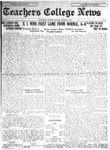 Daily Eastern News: October 03, 1927 by Eastern Illinois University