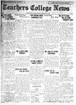 Daily Eastern News: February 20, 1928 by Eastern Illinois University