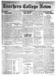 Daily Eastern News: March 12, 1928 by Eastern Illinois University