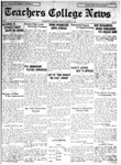 Daily Eastern News: March 19, 1928 by Eastern Illinois University