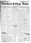 Daily Eastern News: May 21, 1928 by Eastern Illinois University