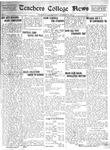 Daily Eastern News: November 19, 1928 by Eastern Illinois University