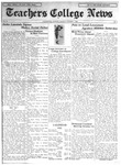 Daily Eastern News: October 01, 1928 by Eastern Illinois University