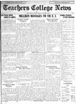 Daily Eastern News: October 08, 1928 by Eastern Illinois University