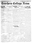 Daily Eastern News: October 22, 1928 by Eastern Illinois University