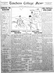 Daily Eastern News: April 01, 1929 by Eastern Illinois University