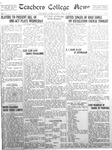 Daily Eastern News: April 22, 1929 by Eastern Illinois University