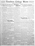 Daily Eastern News: December 09, 1929 by Eastern Illinois University