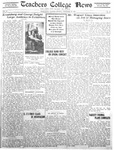 Daily Eastern News: December 16, 1929 by Eastern Illinois University