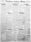 Daily Eastern News: January 14, 1929 by Eastern Illinois University