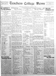 Daily Eastern News: January 21, 1929 by Eastern Illinois University