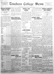 Daily Eastern News: January 28, 1929 by Eastern Illinois University