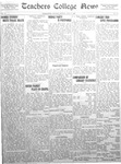 Daily Eastern News: July 08, 1929 by Eastern Illinois University