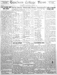 Daily Eastern News: October 07, 1929 by Eastern Illinois University