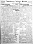 Daily Eastern News: October 14, 1929 by Eastern Illinois University