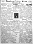 Daily Eastern News: October 21, 1929 by Eastern Illinois University