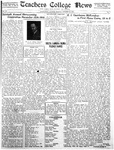 Daily Eastern News: October 28, 1929 by Eastern Illinois University