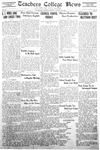 Daily Eastern News: January 20, 1930 by Eastern Illinois University