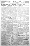 Daily Eastern News: January 27, 1930 by Eastern Illinois University