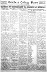Daily Eastern News: March 25, 1930 by Eastern Illinois University